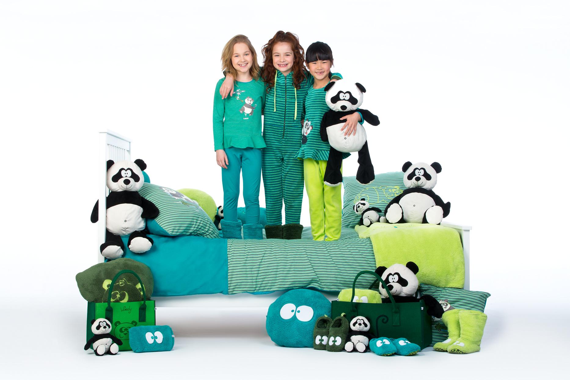 Pyjama's voor baby's en kinderen