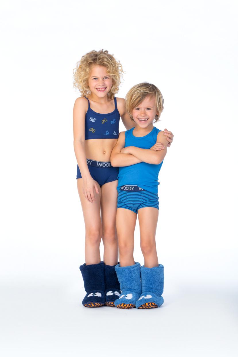 Sous-vêtements pour bébés et enfants