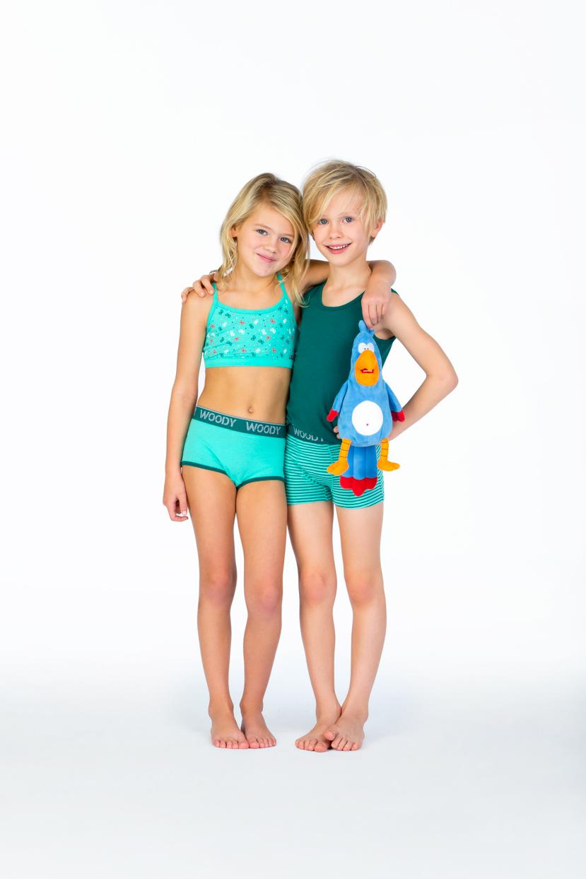 Onderkleding voor baby's en kinderen